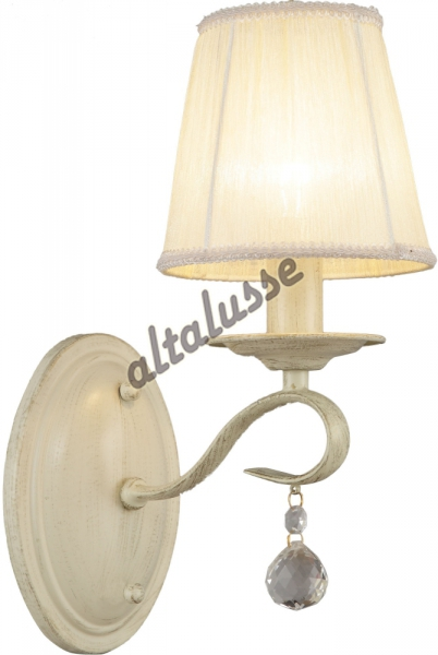 Бра Altalusse INL-6083W-01 Ivory white