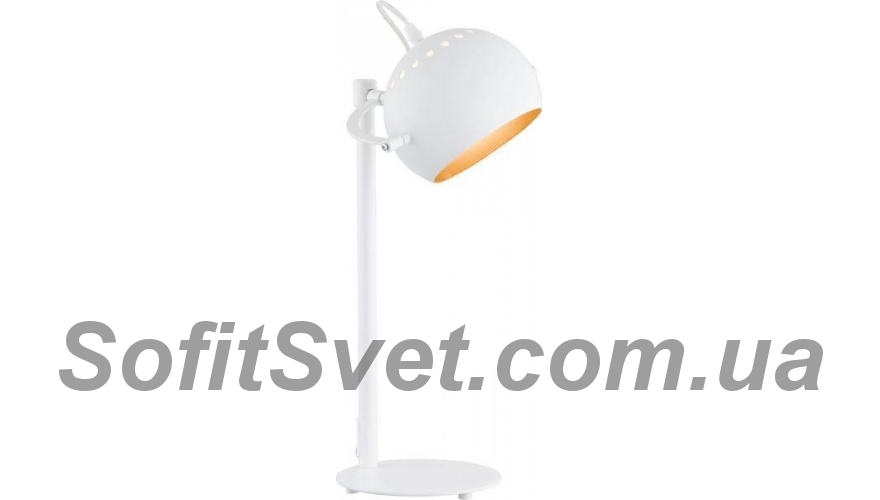 Настольная лампа TK Lighting YODA WHITE BIURKOWA 2915