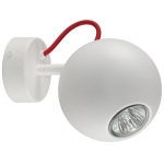 Бра Nowodvorski 6028 Bubble White-Red