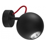 Бра Nowodvorski 6153 Bubble Black-Red