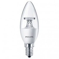 Лампа светодиодная C37 Philips LEDcandle ND E14 4-25W, 2700K, 230V B35 CL AP 929001142207